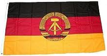 Bandera de King Banderas/Banderas, DDR nuevo, resistente a la intemperie, multicolor, 150x 90x 1cm, 16347