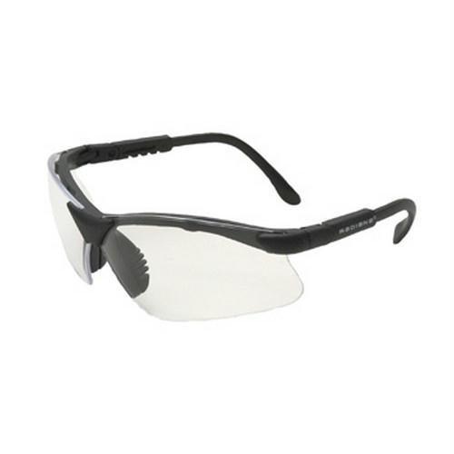 Radians Revelation Anti-Fog Safety Shooting Glasses, Black