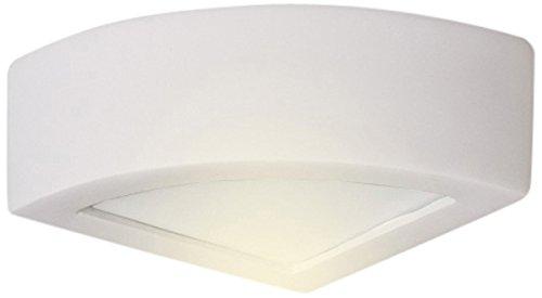 Lampex 021/K20 Applique murale Atena 20, blanche