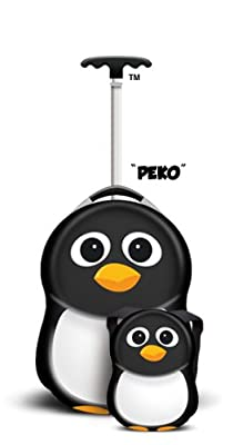 Picture Case The Cuties and Pals 'Peko Penguin Case and Back Pack from Picture Case