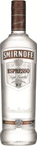 Smirnoff discount duty free Smirnoff Espresso Vodka 70 cl