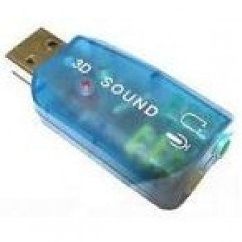 Dynamode USB 2.0 Sound Card