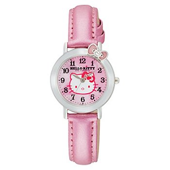 Hello Kitty Classic Ribbon Watch (Pink)