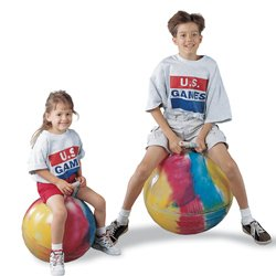 Children's Ball Hopper 24 in./Tie Dye