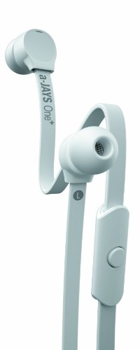 Jays T00088 One Plus With Universal Remote & Mic - Retail Packaging - White