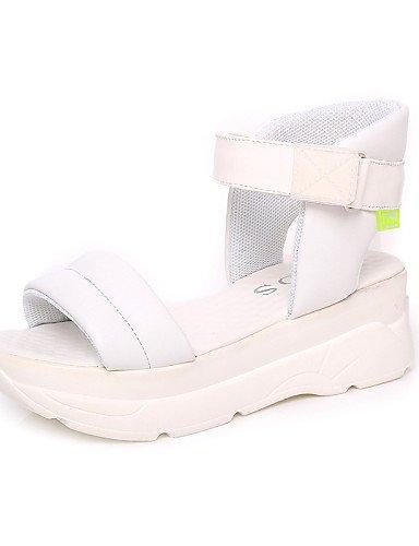 zapatos-de-mujer-tacon-plano-plataforma-punta-redonda-sandalias-exterior-casual-semicuero-rosa-blanc