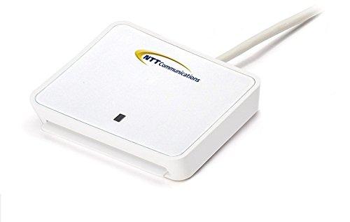 NTTコミュニケーションズ USBタイプ ICカード リーダーライター CLOUD2700-NTTCom CLOUD2700