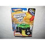 Hot Wheels Monster Jam Avenger Includes Crushable Car