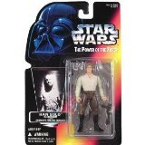 Star Wars Power of the Force Red Card Han Solo in Carbonite Action Figure - 1
