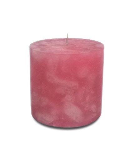 Pride & Joy Arts Cloud Effect Candle- Light Pink