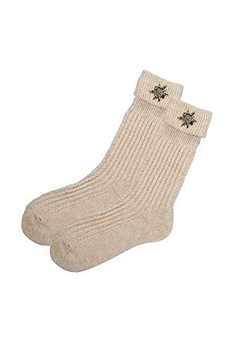 [authentic bavarian Trachten Socks Loferl with little