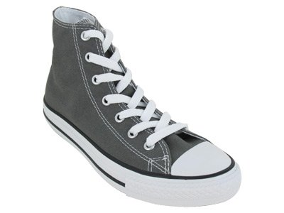 Converse Kid's All Star Core Hi Pre (Charcoal 2.0 M)