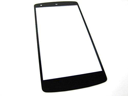 Lg Google Nexus 5 / D820 ~ Front Glass Screen (No Inner Lcd Display Digitizer) ~ Mobile Phone Repair Part Replacement