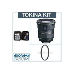 Tokina 11mm - 16mm f/2.8 ATX Pro DX Af Nikon Digital Mount Lens Kit,