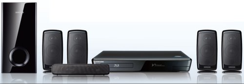 Samsung HT-EM35 5.1 CH Home Theater System with Blu-ray Player