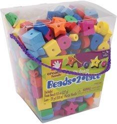 Fibre Craft Foam Beads 2 Lace Kit 4050259; 3 Items/Order