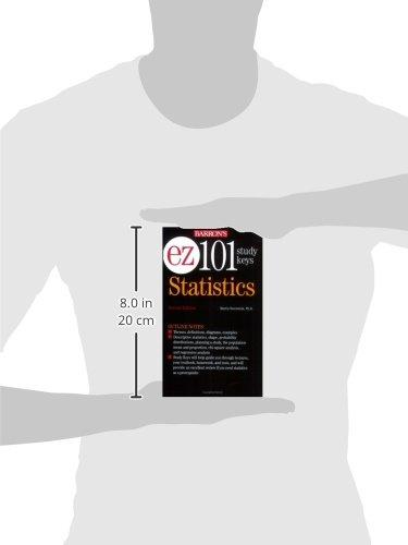 EZ-101 Statistics (EZ-101 Study Keys)