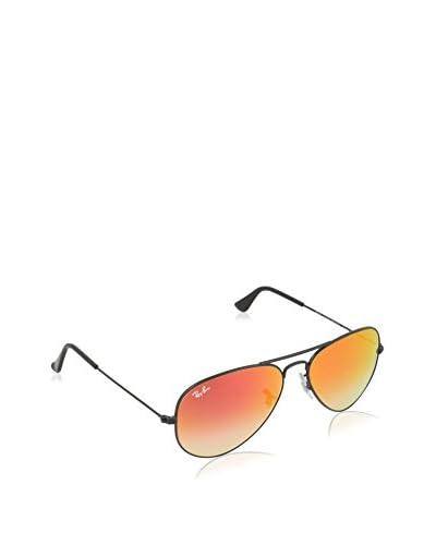ZZ-Ray-Ban Gafas de Sol Aviator Large Metal Mod. 3025  002/4W 55  (55 mm) Negro
