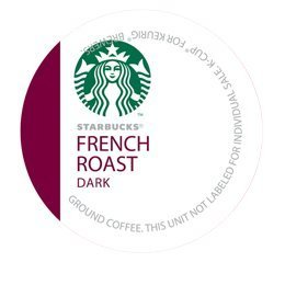 Starbucks French Roast Coffee K Cup 96 Count