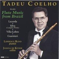 Flute Music From Brazil