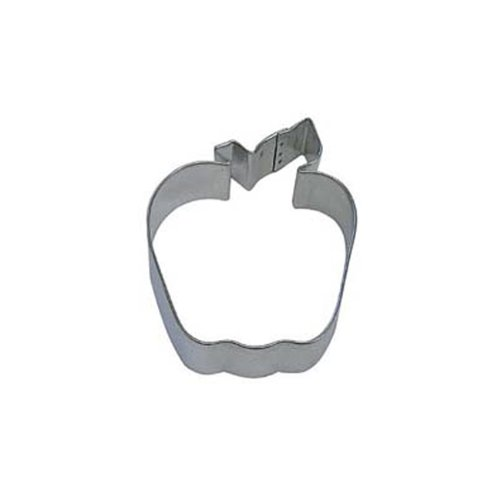 Dress My Cupcake Apple Cookie Cutter, 4-Inch front-494888