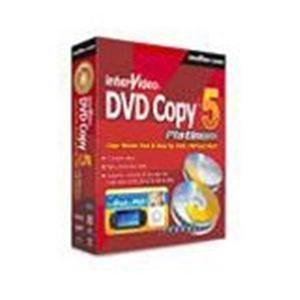 Intervideo DVD Copy 5 Platinum [Old Version]