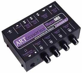 ART MacroMIX Mini Mixer from ART