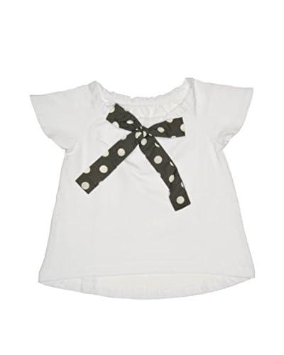 Dreamers T-Shirt Lisa [Bianco/Grigio]