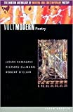 The Norton Anthology of Modern and Contemporary Poetry, Volume 1: Modern Poetry 3th (third) edition Text Only