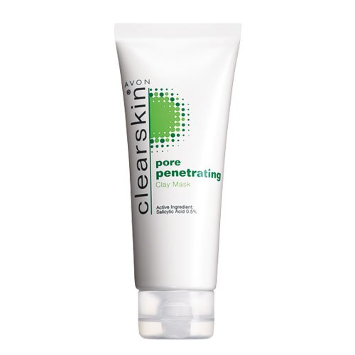 Clearskin from Avon Pore Penetrating CLAY MASK for problem skin