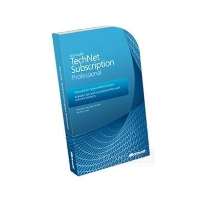 Microsoft JSF-00001 TechNet Subscription Professional