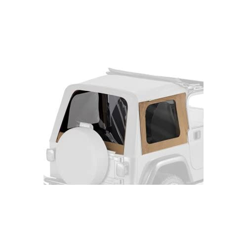 Replacement windows bestop replacement window kit for Top 5 replacement windows