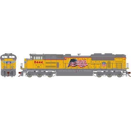 Athearn Genesis - HO SD70ACe w/DCC & Sound, UP #8444