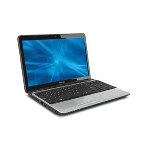 "Toshiba Satellite? L755-S5256 Laptop Computer 15.6"" LED-Backlit Screen"