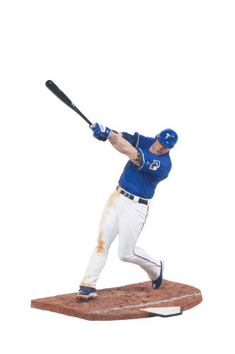 MLB Texas Rangers McFarlane 2012 Series 29 Josh Hamilton (3) Action Figure at Amazon.com