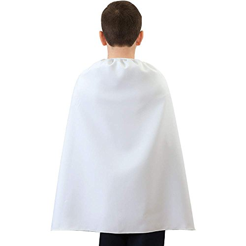 Kids White Superhero Cape