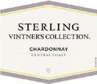 Sterling Vineyards Chardonnay Vintner'S Collection 2008 750Ml