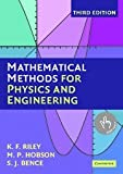 img - for Mathematical Methods for Physics and Engineering: A Comprehensive Guide book / textbook / text book
