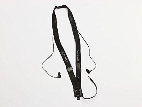 Neck Tech One Kabelgebundenes Head-Set für Handys Halsband...
