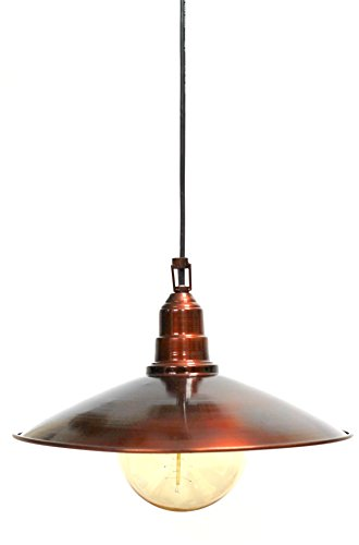 Marical Bronze Pendant Hanging Lamp