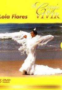 Lola Flores: El Coraje De Vivir [Non-USA DVD format: PAL, Region 2 - Import - Spain]