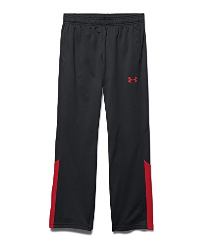 Under Armour Big Boys' UA Brawler 2.0 Pants Youth Medium Black