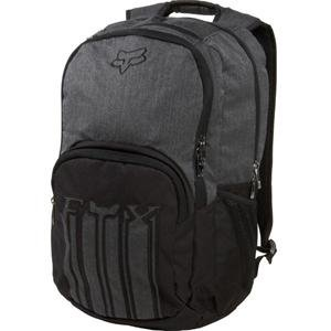 Fox Racing Let's Ride Backpack - One size fits most/Black/Grey