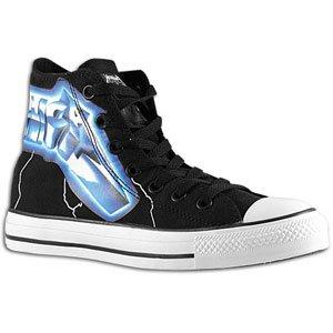 Converse Chuck Taylor Band Unisex Shoes (13 M US, Metallica)