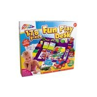 Grafix Fun Play Desk 178 Piece