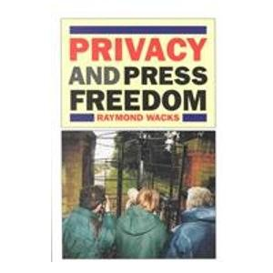 privacy rights and press freedoms essay The right to privacy is certainly a convoluted issue warranting the attention of lawmakers and citizens alike, as we struggle to maintain the balance between freedom and law in this amazing country called america.