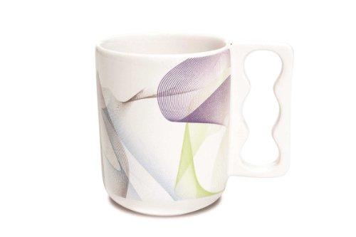 Karim Rashid Knuckles Mug- Fusion