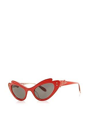 Moschino Gafas de Sol MO-70302 (46 mm) Rojo