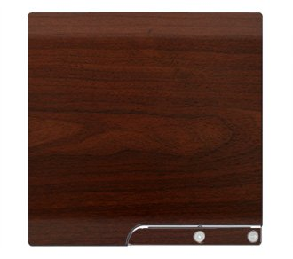 Wood Grain Pattern Skin for Sony Playstation 3 Slim Console