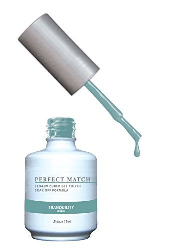 LECHAT Perfect Match Nail Polish, Tranquility, 0.500 Ounce by LECHAT